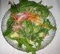 River Brasserie salad