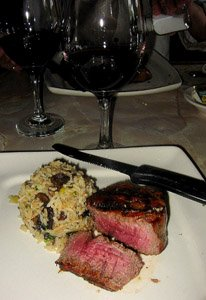Papa Joes steak