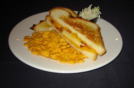 Lockview Grilled Cheese