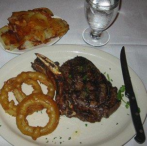 Diamond steak