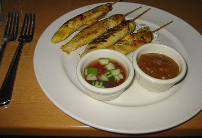Cilantro Thai Chicken