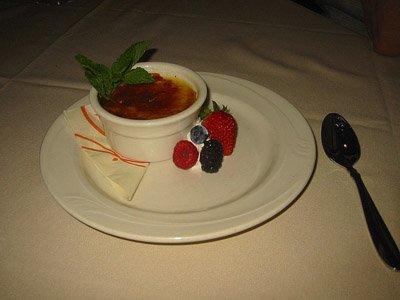 Piatto Novo dessert