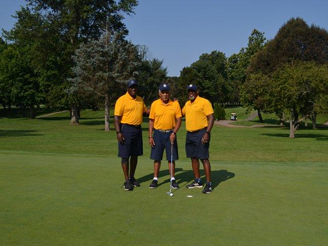 Michael Robinson, Les Carney, and Ralph Paulk.JPG