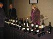 Vintage Wines Display