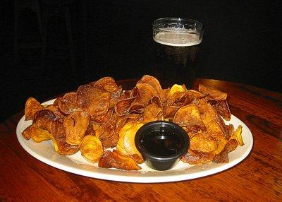 Bricco sweet potato fries