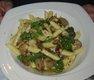 Bricco Mushroom pasta