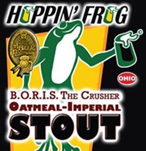 hoppin frog