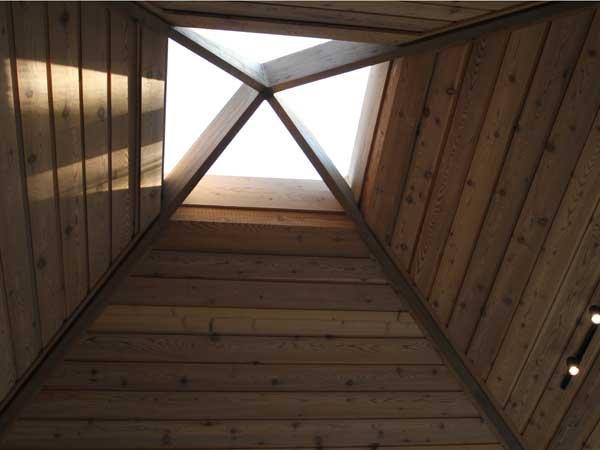Custom Roof System