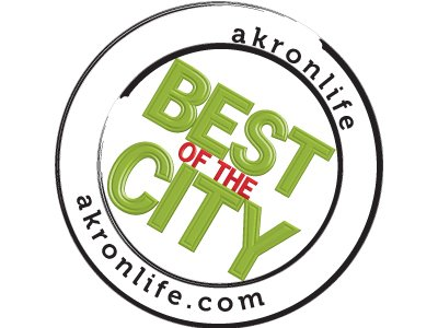 Best of akron logo