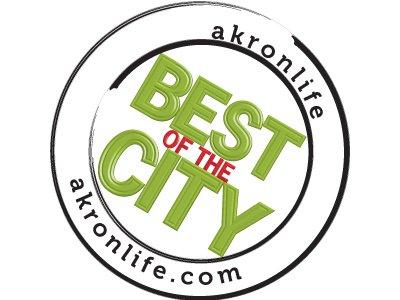 Best of akron logo