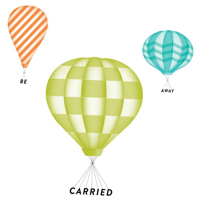 CIFF 36 carried away balloons