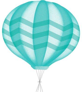 blue balloons CIFF