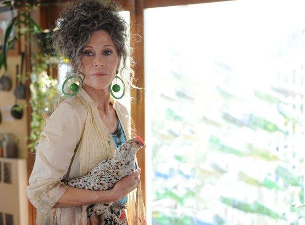 Peace, Love and Jane Fonda