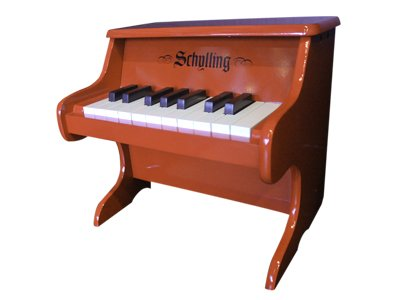 Schylling Mini Wooden Piano
