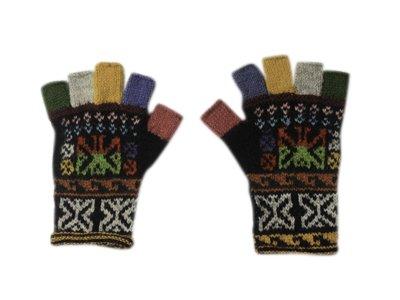 Alpaca Gloves from Ecuador