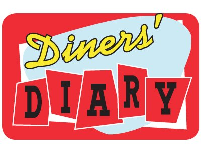 diners' diary logo
