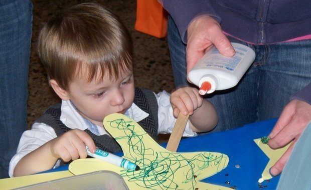 ArtsSplash kid