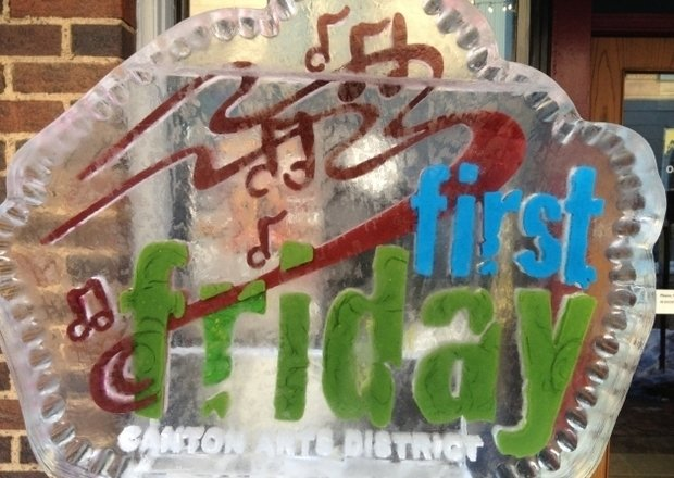 First Friday_ice