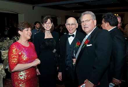 "For Your Eyes Only"" at AGMC Women's Board Gala - Akron Life Magazine"