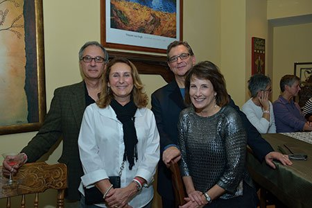 Steve-and-Barb-Talevach,-Owners-of-West-Side-Bakery,-Ralph-Streza-and-Judge-Mary-Margaret-Rowlands-Streza.jpg