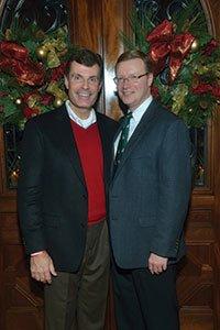 Steve-Williams,-Sugar-Plum-Tour-Chair-and-David-Jesse,-GCEF-Board-of-Trustee-Member.jpg