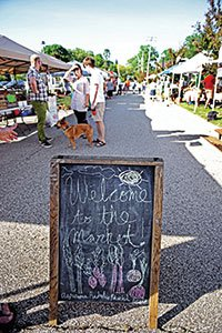 Countryside Conservancy Farmers' Markets