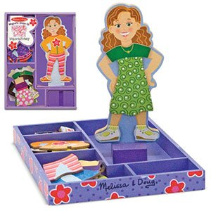 Maggie Leigh Magnetic Dress-Up Set 3+ years