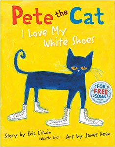 """""""Pete the Cat"""" Series by Eric Litwin"""