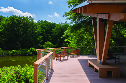 View of the Seneca Deck and Seneca Pond, 2012 (Summit Metro Parks).jpg