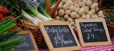 Farmer's Market at Highland Square