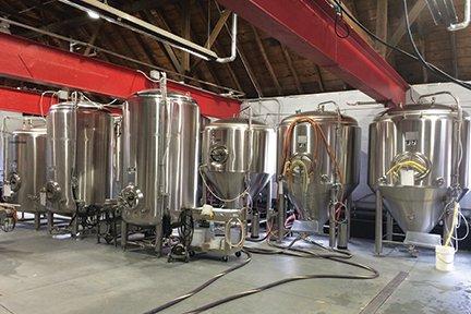 Lagerhead's Brewery 02