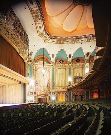 The DeYor Performing Arts Center