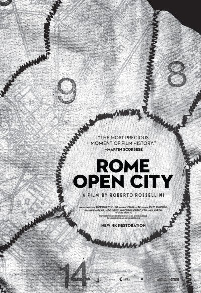 Rome Open City Event
