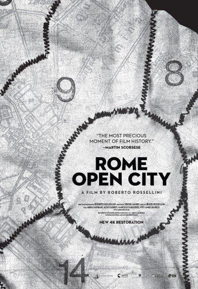 Rome Open City Event