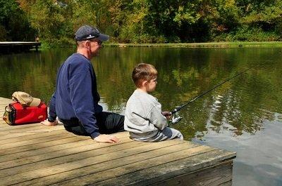Firestone Metro Park Fishing Event