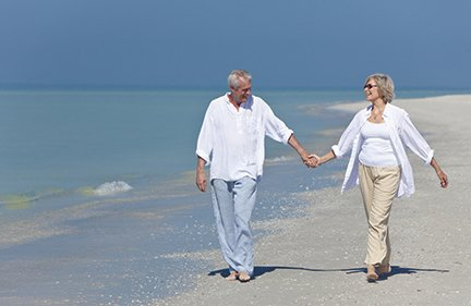 happy older couple on beach.jpg