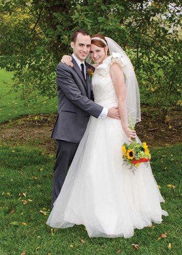 Molly Gase Wedding Photo
