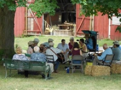 Music in the valley & Wine festival