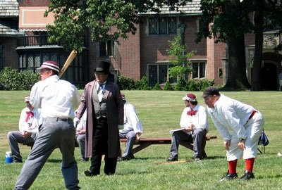 Stan Hywet Vintage Base Ball