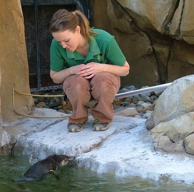 National Zoo Keeper Event