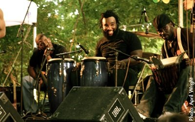 Music in the Meadow: HeartBEAT Afrika