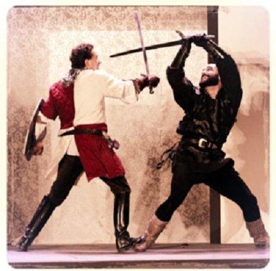 """Ohio Shakespeare Festival at Stan Hywet: """"Henry V"""""""