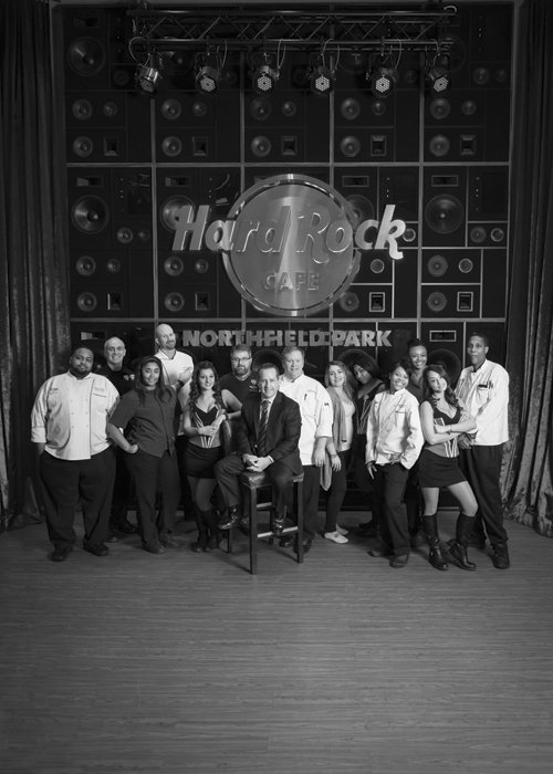 Hard Rock Rocksino Faces of The 330