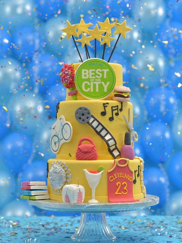 best of 2015 cake