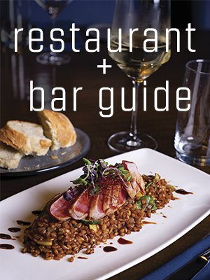 restaurant guide right rail