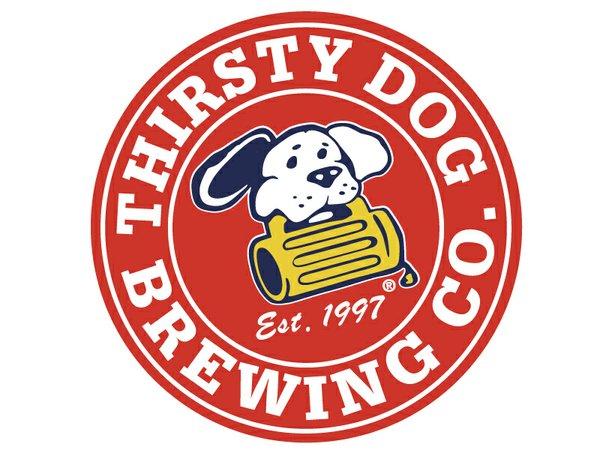 thirsty dog logo