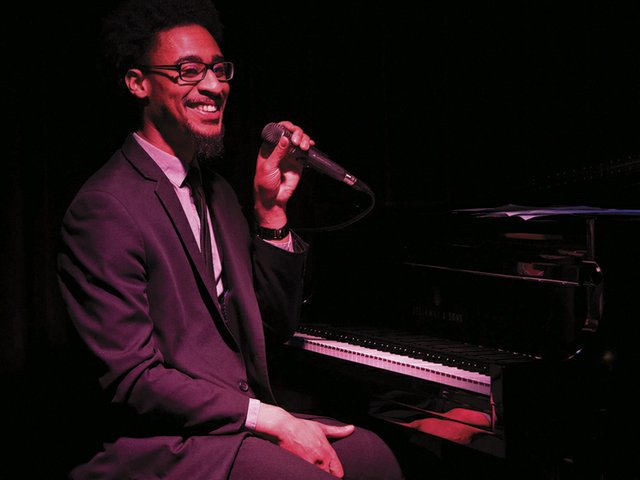 BLU Jazz Jam with Theron Brown