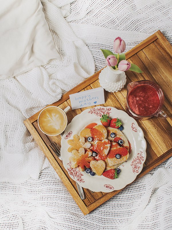 Breakfast in Bed V