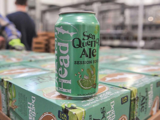Dogfish Head Brewery's SeaQuench Ale