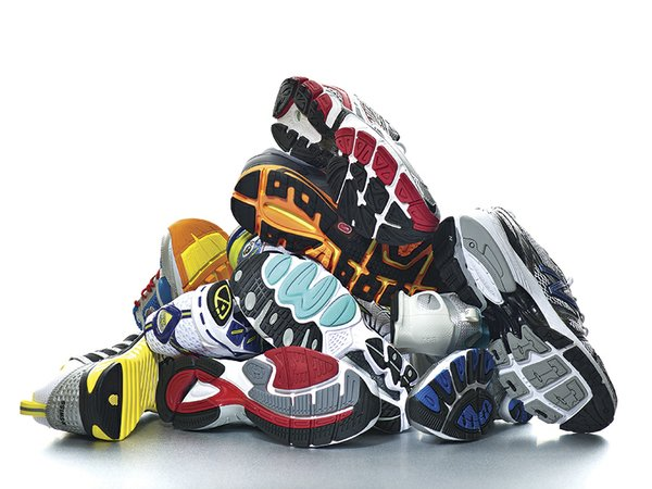 Competitor Magazine Fall Shoe Review